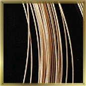 14kt Gold 28 Gauge Jewelry Wire Thin 14k Soft (Qty=12) by uGems