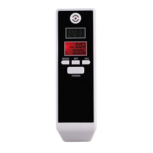 maxcrest (TM) pft-661s Profi LCD Digitaler Atem Alkohol Tester mit Hintergrundbeleuchtung Alkoholtest fahren Essentials Parking Detektor Gadget