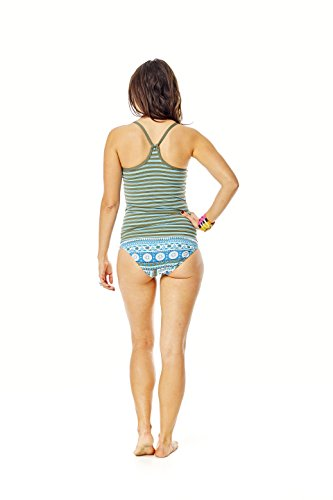 Carve Designs Catalina unten Reed Parisio W. Canyon Stripe