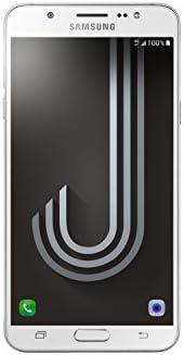 Samsung Galaxy J7 - Smartphone de 5.5'' (SIM única, Android, memoria interna de16 GB, 4G, MicroSIM, GSM, WCDMA, LTE), blanco