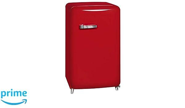 Retro Kühlschrank Rot Günstig : Exquisit rks a rot retro kühlschrank eek a