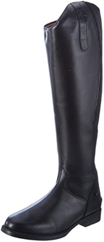 Hkm – Botas de equitación Rimini estándar de Largo/Ancho Negro Negro Talla:42 UE  -