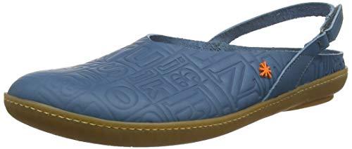 art Damen 1299 Becerro kio Geschlossene Sandalen, Blau (Jeans Jeans), 39 EU