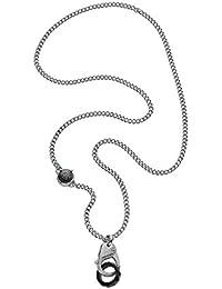 Diesel Collar con colgante Hombre acero inoxidable - DX1150040