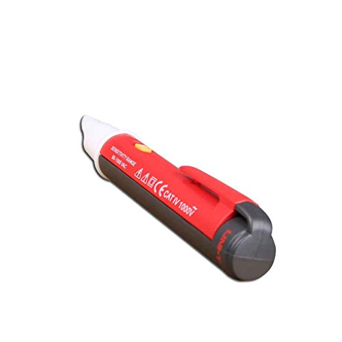 Uni-T UT12A Spannung Stift Tester Berührungslose AC Spannung Rauchmelder 90Sonderangebot...