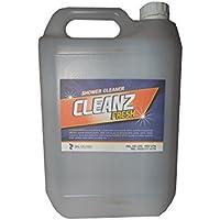Whitefurze Limited puissante résistance faible moussant nettoyant pour douche–supprime les calcaire et les traces de l'eau–Une Puissance professionnelle–fabriqué au Royaume-Uni