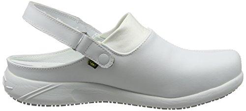 OXYPAS Doria, Chaussures de Sécurité Femme Blanc (wht)