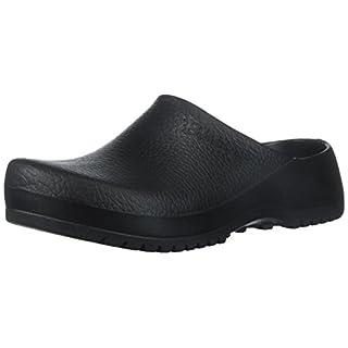 Birkenstock Super Birki Clog, A899-46, Schwarz (Black), EU Size 46/UK Size 11.5