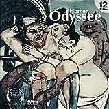 Odyssee 12 Audio-CDs Gesamtausgabe - Homer
