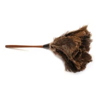 AUK Ostrich Feather Duster, 20 Inch Length