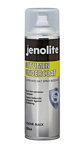 JENOLITE Bitumen Unterlack - Schwarz - 500 ml