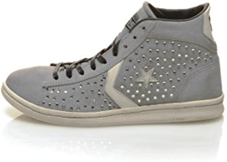 Converse Hightop Sneaker Fast Break 2 Hi Lth Limited grau EU 40