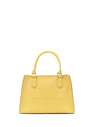 Trussardi Jeans T-Tote High Frequency Yellow
