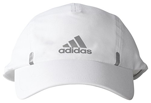 adidas Climalite Casquette Mixte Adulte, White/Reflective Silver/Reflective Silver, FR : Taille Unique (Taille Fabricant : Taille Unique)