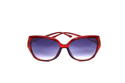 Otfi Sportbrille Unisex Damen Herren Mode Gespiegelte Linse Aviator Sunglasses Katzenauge Memory Metall Rand Rahmen Polarisierte 100% UV400 Schutz Unter Fünf Euro Sunglasses Sonnenbrillen