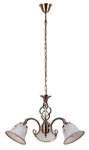 Rabalux 7173 Art flower, Spot, Bronze