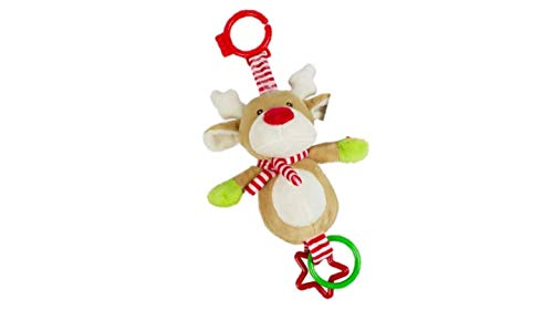 FS Christmas Baby Rattle Teether...