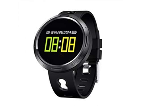 Muvit MIOSMW012 Reloj Inteligente Negro OLED 2