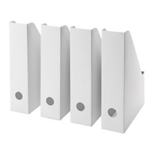 ikea-white-magazine-fluns-file-holder-document-organizer-paper-book-storage-office-desk-organizer-by