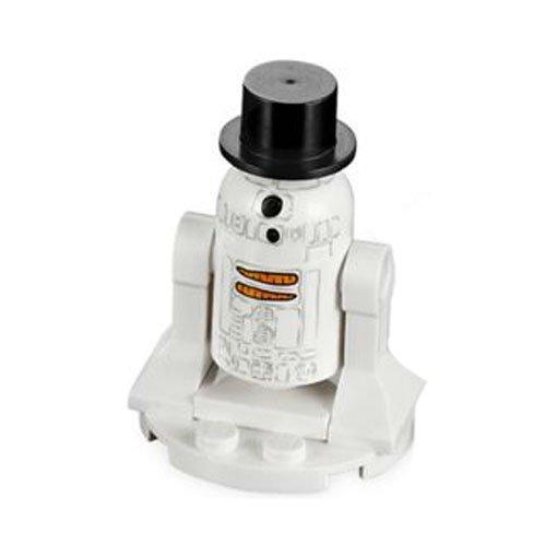 Preisvergleich Produktbild LEGO Star Wars Advent Minifigure - R2-D2 Snowman Droid (9509) by LEGO