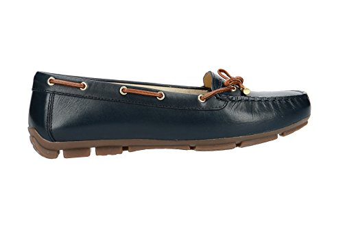 Geox Closed Chaussures Femme Bleu Marine