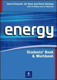 Energiser italian. Workbook-Portfolio. Per le Scuole superiori. Con CD Audio