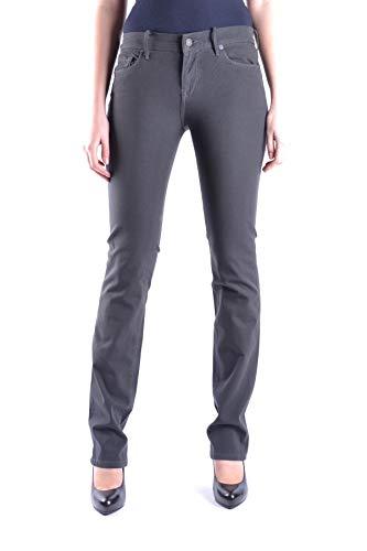 7 For All Mankind Luxury Fashion Damen MCBI13117 Grün Jeans | Jahreszeit Outlet