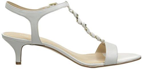 Yocelin Leder Oeste Branco Nove Sandale AwS5XXqx