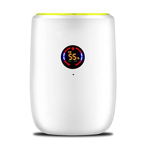XHBHP 800ml Mini deshumidificador Secador Aire Absorción