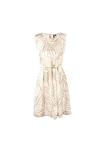 woolrich-abito-donna-vestito-a-fantasia-floreale-con-cinta-in-vita-wwabi0330-m-beige