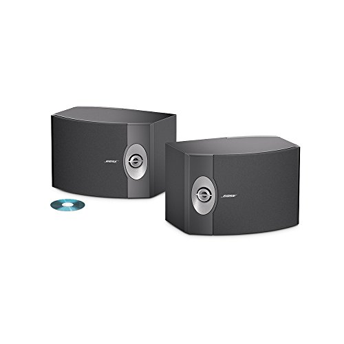 Bose ® Sistema de altavoces Direct/Reflecting ® 301 ® - negro