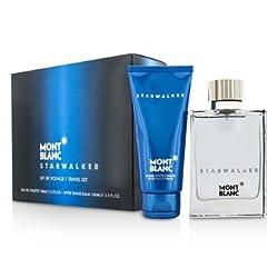 Mont Blanc Starwalker Coffret: Eau De Toilette Spray 75ml/2.5oz + After Shave Balm 100ml/3.3oz 2pcs