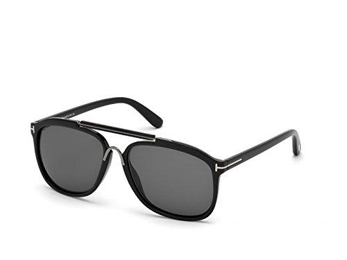 tom-ford-mens-0300-shiny-black-frame-smoke-lens-plastic-sunglasses
