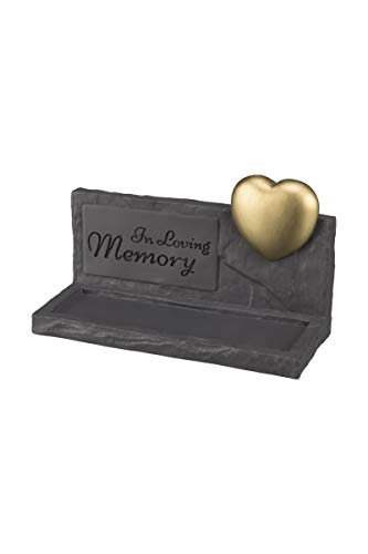 Trixie 38417 Gedenktafel Memory, 20 × 12 × 7 cm, grau