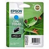 Epson T0542 Tintenpatrone Frosch, Singlepack cyan