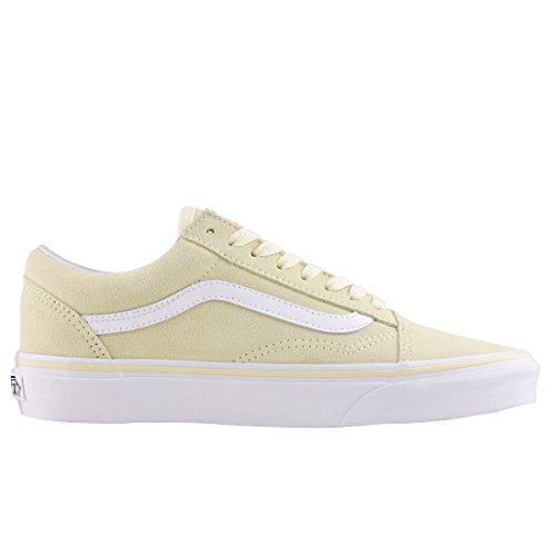 Vans Damen Old Skool Sneakers Gelb (Suede)