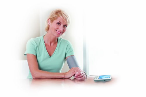 Medisana BU 550 connect Oberarm Blutdruckmessgerät, weiß - 3