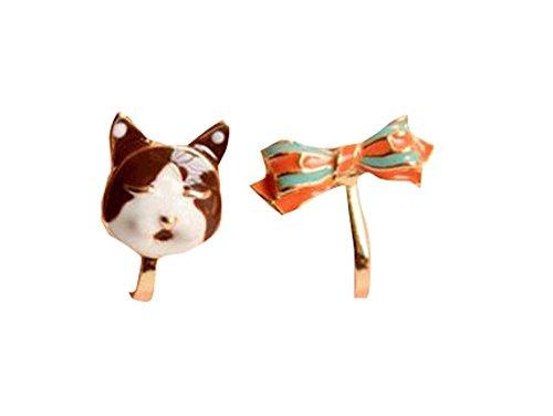 Lovely Kleine Ohrclips Set für Kinder Ein Paar Ohrringe Kein Loch benötigt