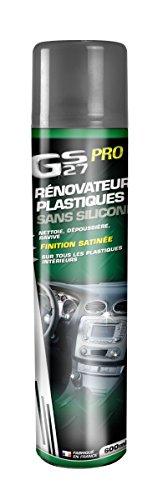 GS27 Rénovateur Plastiques sans Silicone satiné 600 ML PR110141