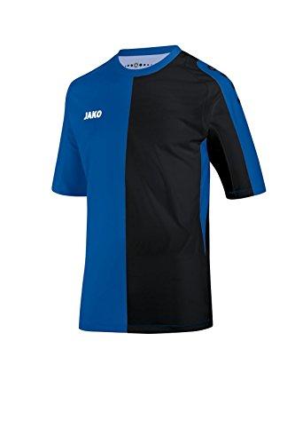 Jako bambini Trikots KA Arlecchino calcio, Maglietta blu/nero