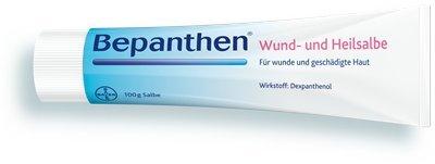 Bepanthen Wund- und Heilsalbe-100 g (100 G)