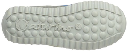 Naturino 0012011142029112 Unisex - Bambino Scarpe Stringate Basse Grigio