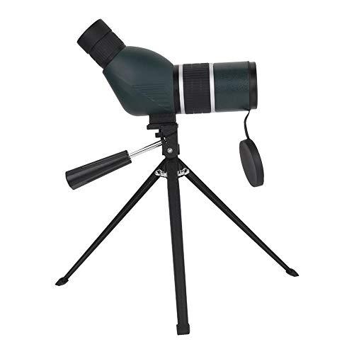 Elerose Telescopio Terrestre 12-36X 50mm Alto Rendimiento HD Impermeable Prisma Catalejo y Anti derrota...