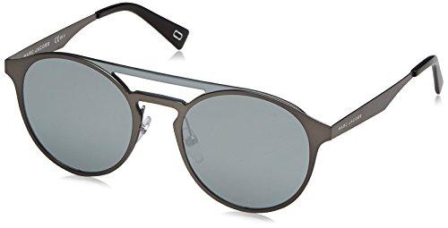 Marc Jacobs Herren Sonnenbrille Marc 199/S T4 KJ1, Grau (Dk Ruthenium/Black Fl), 99 - Marc Jacobs Bekleidung