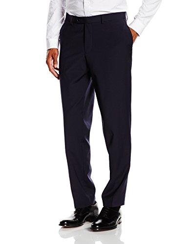 BlueBlack Belluno - Pantalon de costume - Homme Bleu (marine 15)