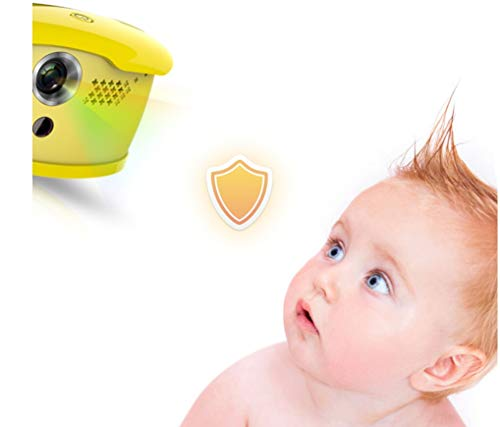 HONGLIChildren s mini early education projector Intelligent projector Home HD 1080P no screen Protect the eyes