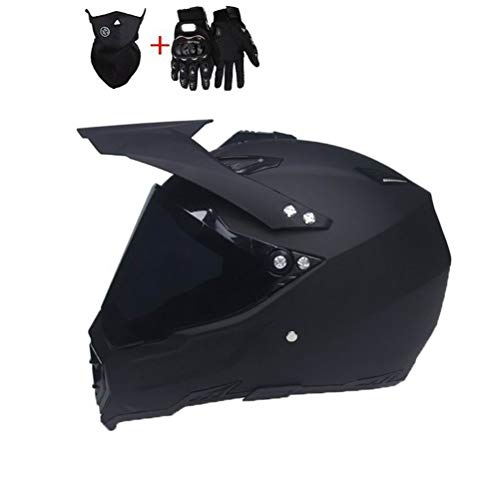 Preisvergleich Produktbild Männer Frauen Universal Motocross Helme Professionelle Anti Crash Downhill Off Road Farbige Schutzhelm Jahreszeiten Universal Full Face Motorradhelme