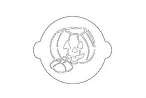 70.018.99.0060 Acc 043 Zucca Stencil per Decorazione di Torte Bianco 0.5 x  24.5 x 85facbc7f02e