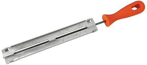 Silverline 153142 Sägekettenfeile 4,8 mm (3/16 Zoll)