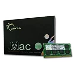 G.SKILL 4GB X 1 DDR3 1066MHZ CL7 VALUE RAM FOR LAPTOP (FOR APPLE MAC)